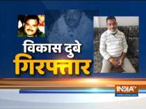 After days of intensified manhunt gangster Vikas Dubey nabbed from Madhya Pradesh