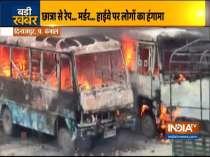 West Bengal: Locals demand arrest of rapist, jam national highway in Dinajpur