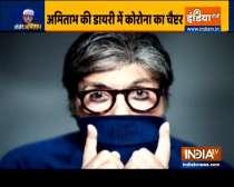 Amitabh Bachchan tests positive for coronavirus: A look actor