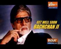 Covid-19: Amitabh Bachchan thanks doctors, medical staffs