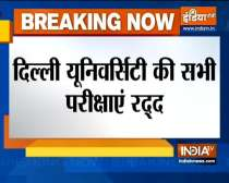 All Delhi state university exams cancelled in view of coronavirus pandemic
