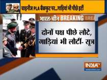 LAC disengagement begins, India-China pulls their troops back