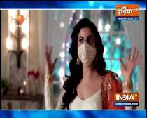 Sriti Jha and Shabir Ahluwalia resume shooting for Kumkum Bhagya