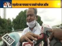 Rajasthan CM Ashok Gehlot attacks Sachin Pilot, calls him