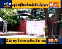 Priyanka Gandhi starts Twitter war over government bungalow