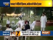 Rajasthan Deputy CM Sachin Pilot demands Ashok Gehlot to prove majority in the House