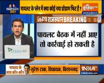 Congress may issue show-cause notice to Sachin Pilot if he skips CLP meeting