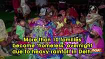 More than 10 families become