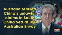 Australia refused China