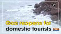 Goa reopens for domestic tourists