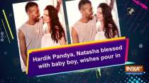 Hardik Pandya, Natasha blessed with baby boy, wishes pour in