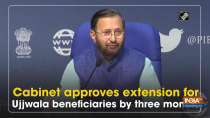 Cabinet approves extension for Ujjwala beneficiaries by three months