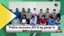 Police recovers 257.8 kg ganja in WB