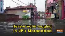 Severe water logging in UP