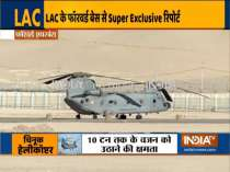 Exclusive: With Sukhoi-30 MKI and C-17 Globemaster, IAF ramping up deployment along LAC with China latest video news