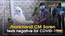 Jharkhand CM Soren tests negative for COVID-19