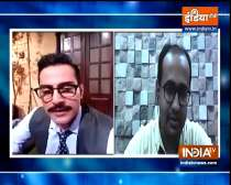 Sudhanshu Pandey: Glad to start shooting for Anupamaa