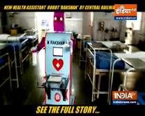 Central Railway create robot