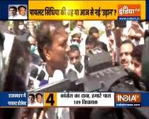 Congress MLA Rajendra Gudda claims Congress Party has a support of 100 MLAs