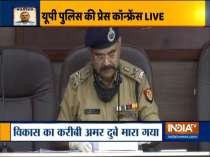 Close aide of gasngster Vikas Dubey has been shot dead; 3 others have been arrested: UP Police