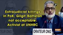 Extrajudicial killings in PoK, Gilgit-Baltistan not acceptable: Activist at UNHRC