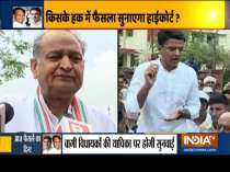 Rajasthan political crisis: plea of 18 rebel MLAs including Sachin Pilot to be heard in High Court today