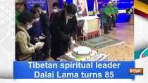Tibetan spiritual leader Dalai Lama turns 85, leaders sends wishes
