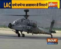 IAF deploys Sukhoi and MiG-29 fighter aircrafts near India-China LAC