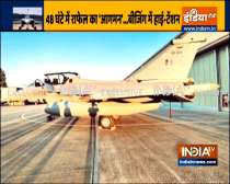 5 Rafale fighter aircrafts take off from France; to arrive in India on 29th July