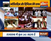 Several first-timers among 43 Parliamentarians to take oath as Rajya Sabha MPs today