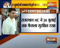 Breaking: Rajasthan High Court will announce judgement on the petition filed by Sachin Pilot