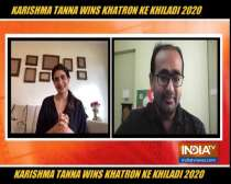 Karishma Tanna on winning Khatron Ke Khiladi 10