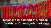 Major dip in demand of Chinese