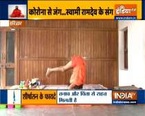 Swami Ramdev shares pranayamas and home remedies for addiction recovery