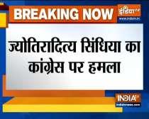 Sad to see Sachin Pilot getting sidelined by Gehlot: Jyotiraditya Scindia