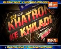 Grand finale of Khatron Ke Khiladi 10 shot amid COVID-19 scare