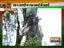 ITBP jawans sing in honour of the country