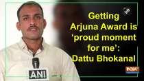 Getting Arjuna Award is