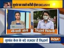 Siddharth Pithani reveals his last conversation with Sushant Singh Rajput