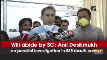 Will abide by SC: Anil Deshmukh on parallel investigation in SSR death case