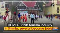 COVID-19 hits tourism industry in Shimla, several become jobless