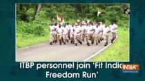 ITBP personnel join