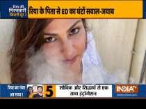 Sushant Death Case: After Showik Chakraborty, Rhea Chakraborty expected to join CBI probe