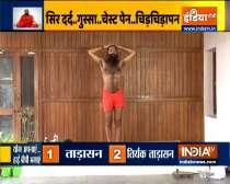 Eradicate the problem of hypertesnion with Swami Ramdev