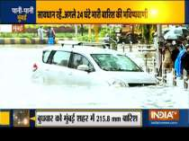 Monsoon fury leaves Mumbai battered, extremely heavy rains to continue till Thursday