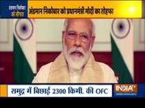 PM Modi to inaugurate Andaman & Nicobar submarine cable project today