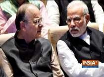 PM Modi and IndiaTV Editor-in-Chief Rajat Sharma remember Arun Jaitley on his first death anniversary