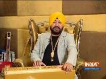 Ram Mandir bhoomi pujan: Daler Mehndi sings Ram Bhajan