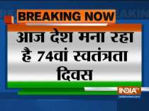 74th Independence Day: Red Fort ready for PM Modi