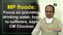 MP floods: Focus on providing drinking water, food to sufferers, says CM Chouhan